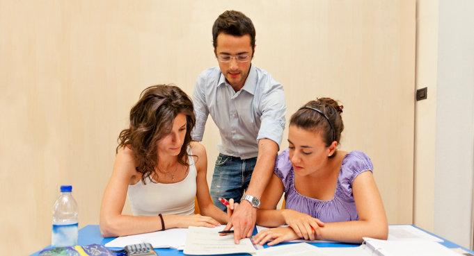 Preparazione test universitari