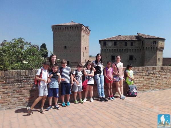 Centro estivo alla Rocca di Cesena